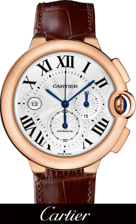Ofertas de Cartier, Relojes