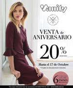 Ofertas de Vanity, venta de aniversario