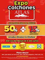 Ofertas de Atlas Del Descanso, Expo Colchones