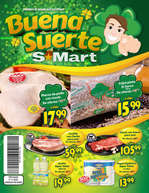 Ofertas de S-Mart, Buena Suerte S-Mart - Solidaridad