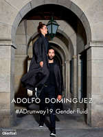 Ofertas de Adolfo Dominguez, #ADrunway19_Gender-fluid