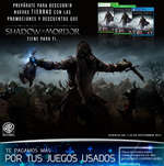 Ofertas de Game Planet, Shadow of mordor