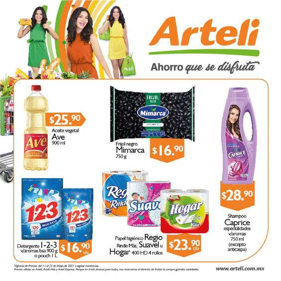 Ofertas de Arteli Más, Sorprende a tu familia con los mejores precios