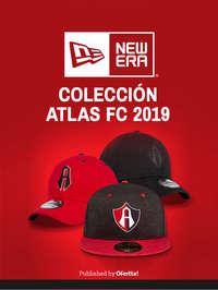 Colección Atlas FC 2019