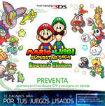 Ofertas de Game Planet, Mario y Luigi superstar saga