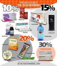 Promociones de Noviembre