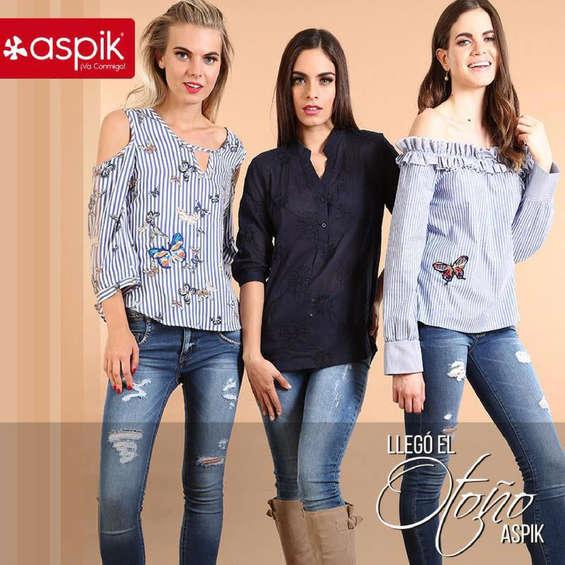 Ofertas de Aspik, Otoño