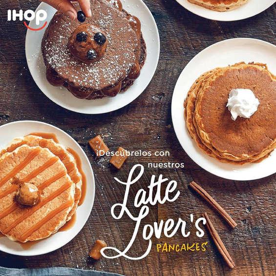 Ofertas de Ihop, Latte Lover's