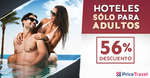 Ofertas de Price Travel, Hoteles solo para adultos