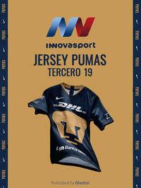 Jersey Pumas Tercero 19