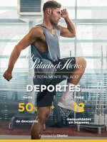 Ofertas de Palacio de Hierro, Deportes