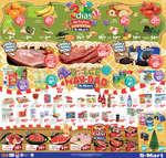 Ofertas de S-Mart, 3 días de Frutas y Verduras Reynosa