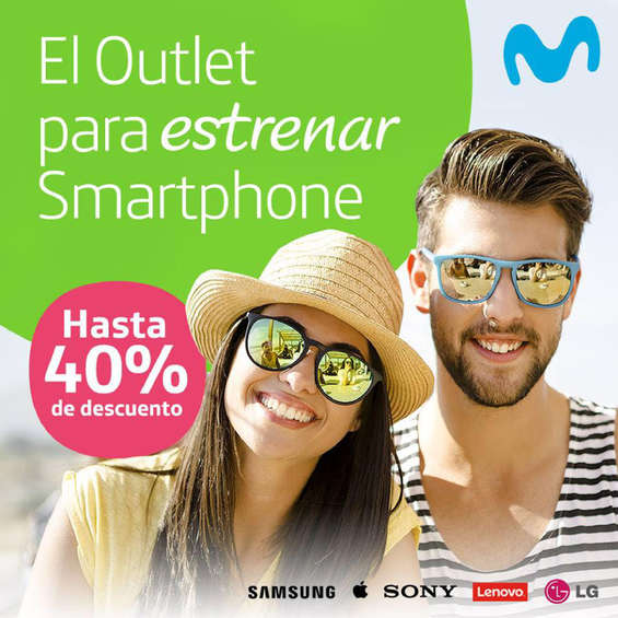 Ofertas de Movistar, El outlet para estrenar un smartphone