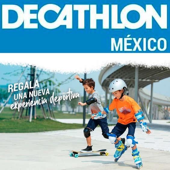 Ofertas de Decathlon, Regala una nueva experiencia deportiva