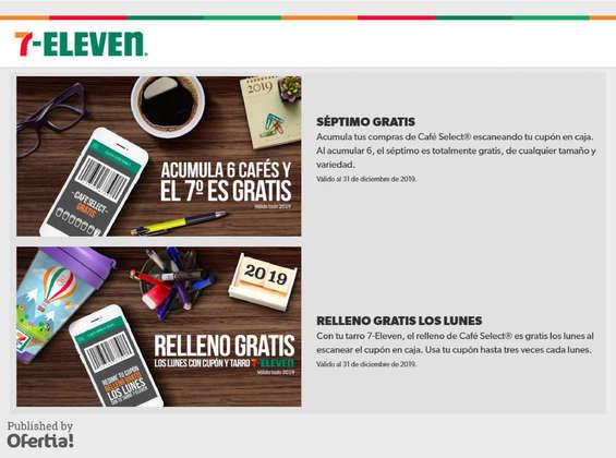 Ofertas de 7-Eleven, Promociones de café