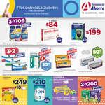 Ofertas de Farmacias del Ahorro, #Yocontrololadiabetes Noviembre