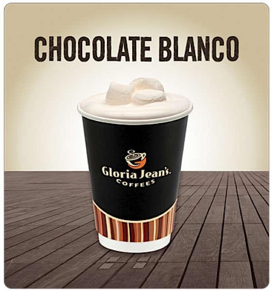 Ofertas de Gloria Jean's Coffees, Bebidas