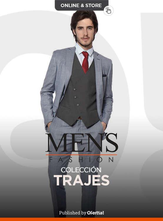 Ofertas de Men's Fashion, Trajes