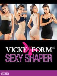 Vicky Form Invierno Sexy Shaper