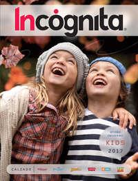 Incognita Otoño Invierno Kids