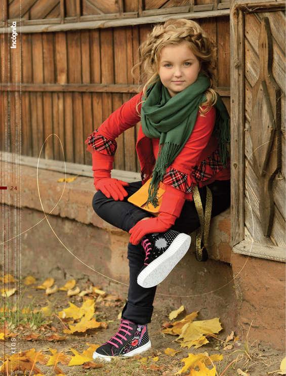 Ofertas de Desigual, Incognita Otoño Invierno Kids