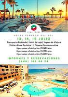 Ofertas de Viva Tours, Peñasco del Sol