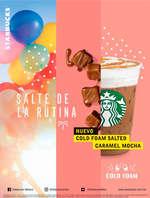 Ofertas de Starbucks, Salte de la rutina