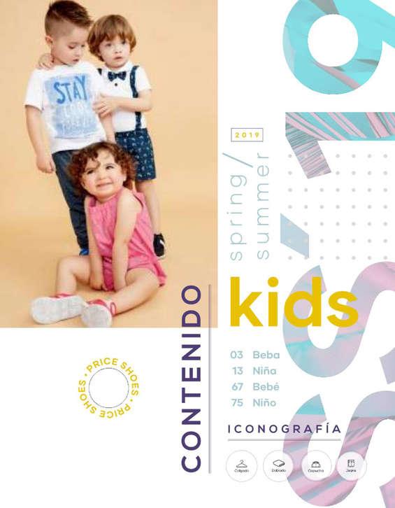 Ofertas de Price Shoes, KIDS PV19