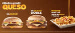 Ofertas de McDonald's, Queso