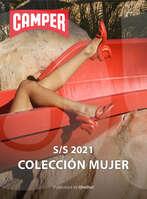 Ofertas de Camper, Colección mujer SS