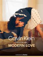 Ofertas de Calvin Klein, Modern Love Her