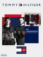 Ofertas de Tommy Hilfiger, The Chainsmokers