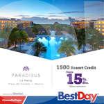 Ofertas de Best Day, Paradisius Playa del Carmen