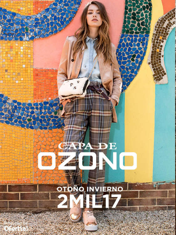 Ofertas de Capa de Ozono, 2MIL17