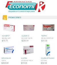 Farmacias Economik - Ofertas, catálogos y folletos | Ofertia