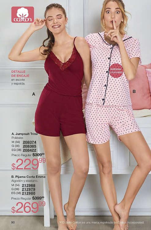 c87ab094f441 Pijamas mujer en Monterrey - Catálogos, ofertas y tiendas donde ...