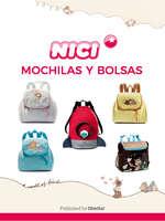 Ofertas de NICI, Mochilas y bolsas