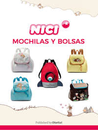 Mochilas y bolsas
