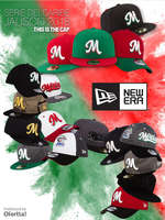 Ofertas de New Era, This Is The Cap: Serie del Caribe Jalisco 2018