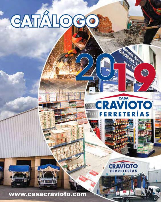 Ofertas de Casa Cravioto, Catálogo 2019