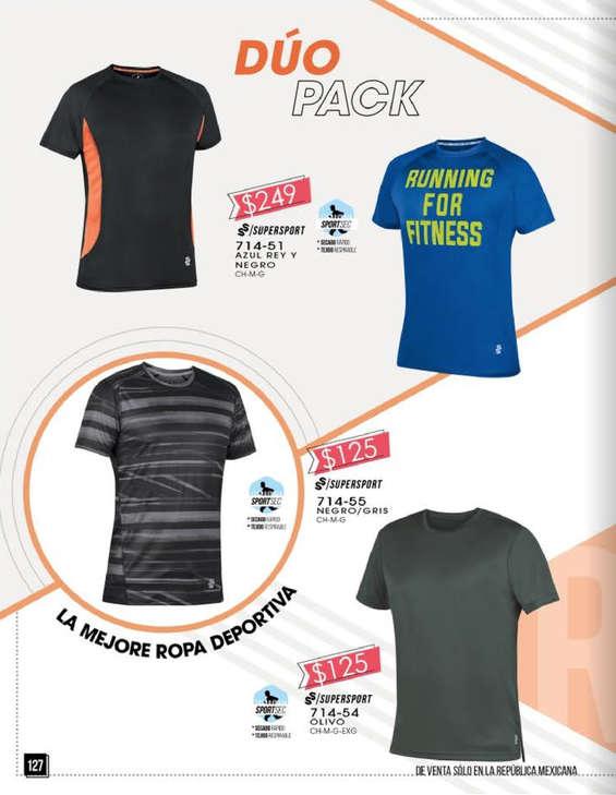 a4c27cb2a32e5 Camiseta deportiva hombre en San Martín Texmelucan de Labastida ...