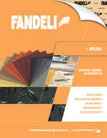 Ofertas de Fandeli, Catálogo Hojas