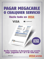 Ofertas de OXXO, Paga Tus Servicios en OXXO