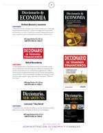 Ofertas de Editorial Trillas, Catálogo Diccionarios Especializados