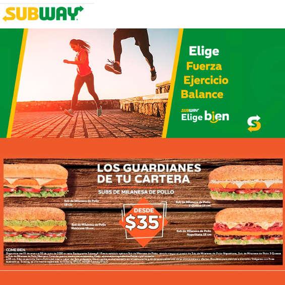 Ofertas de Subway, Los guardianes de tu cartera