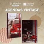Ofertas de Photofolio, Agendas Vintage