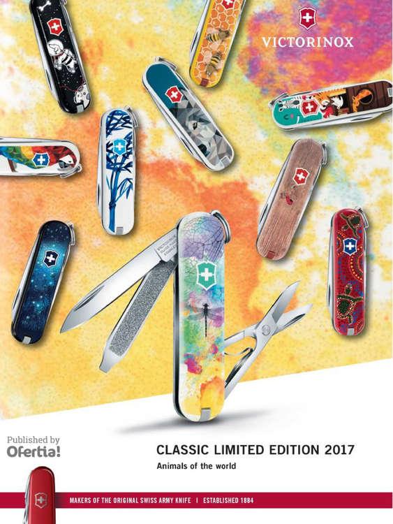 Ofertas de Victorinox, Classic Limited Edition