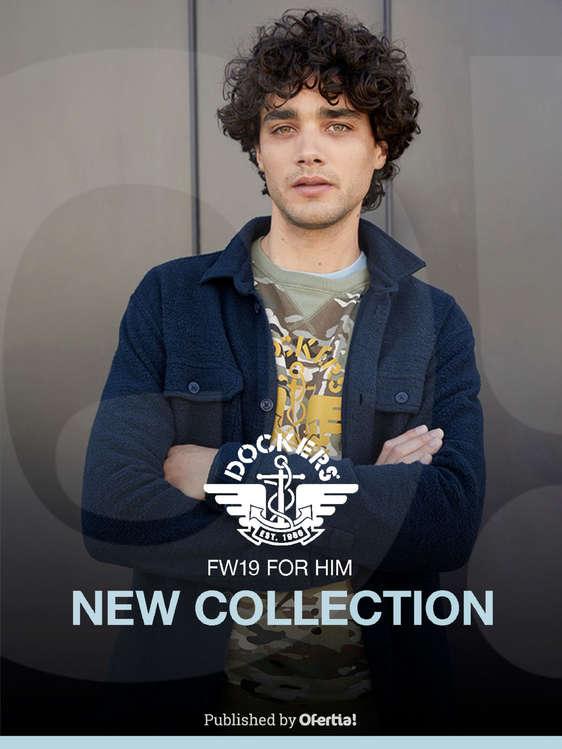 Ofertas de Dockers, New Collection Man
