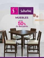 Ofertas de Suburbia, Muebles