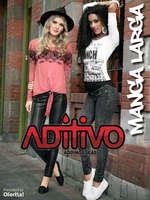 Ofertas de Aditivo, 05 Aditivo  OtoñoInvierno  MangaLargaChavas